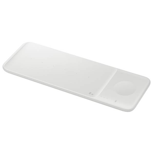 Bezdrátová nabíječka Samsung Wireless Charger Trio (EP-P6300TWEGEU) bílá