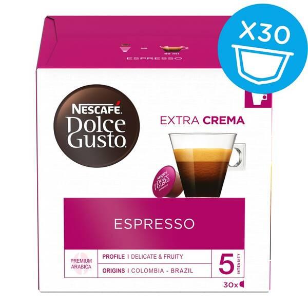 NESCAFÉ Dolce Gusto® Espresso kávové kapsle 30 ks