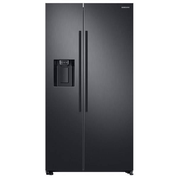 Americká chladnička Samsung RS67N8211B1/EF čierna