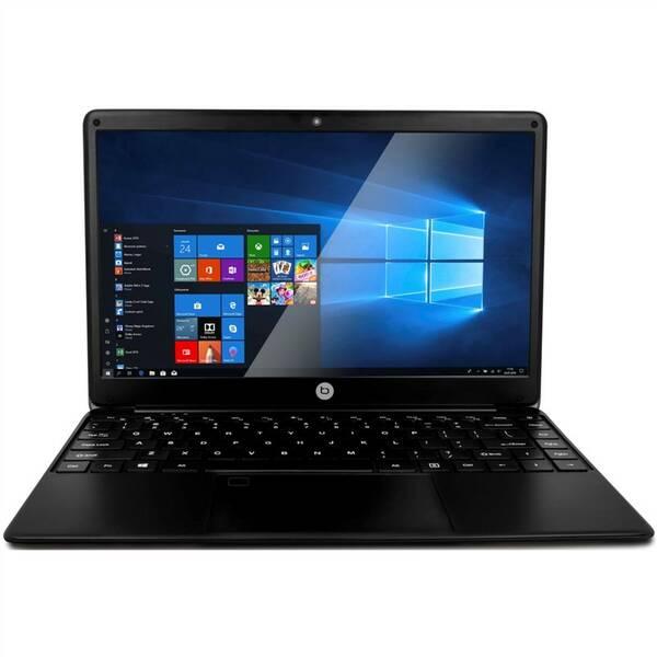 Notebook techBite Zin 14.1 (NTBTBZIN141BK) černý (vrácené zboží 8800236909)