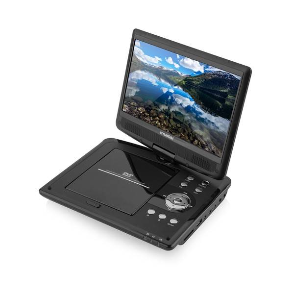 DVD přehrávač Hyundai PDP10810HDVBT černý (vrácené zboží 8800548344)
