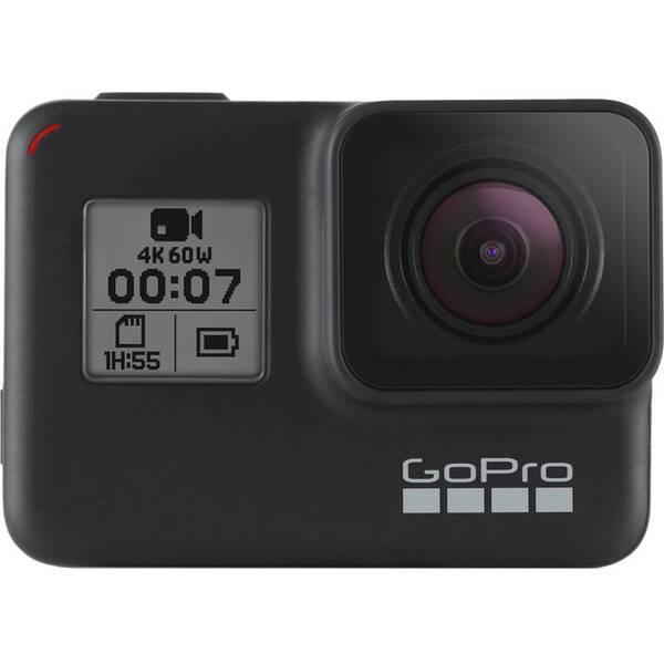 Outdoorová kamera GoPro HERO 7 Black (CHDHX-701-RW) (poškozený obal 8800136099)
