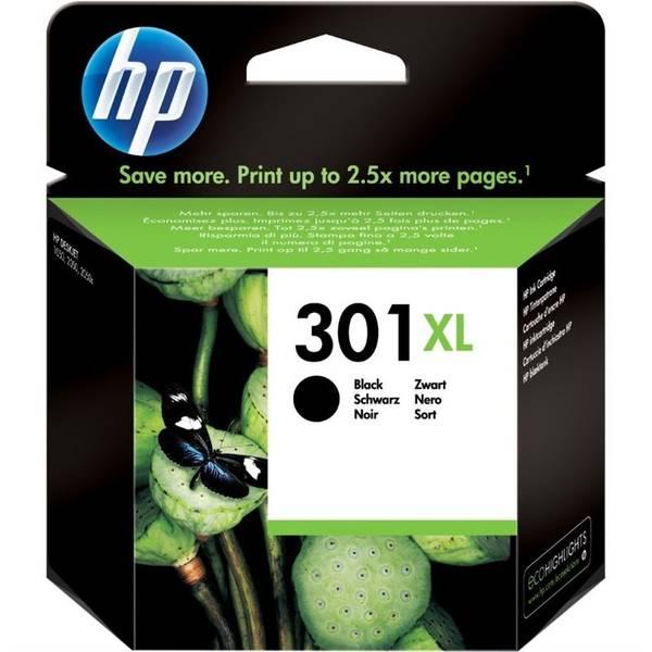 Cartridge HP No. 301XL, 480 stran - originální (CH563EE) čierna