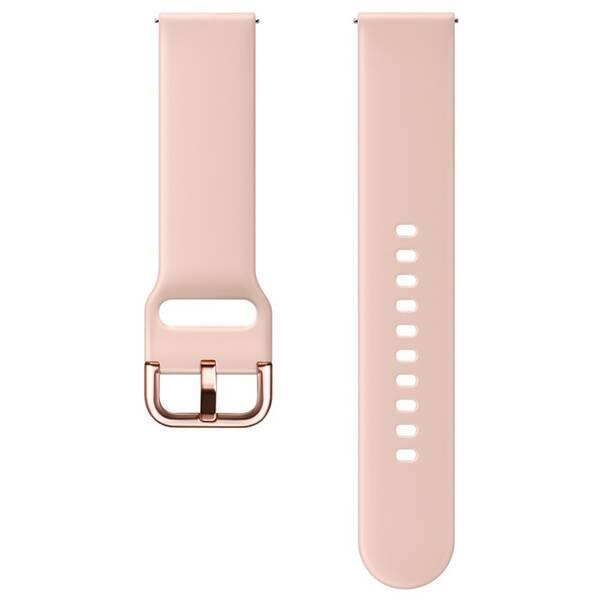 Řemínek Samsung pro Watch Active (ET-SFR50MPEGWW) růžový