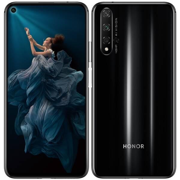Mobilní telefon Honor 20 Dual SIM (51093VCM) černý