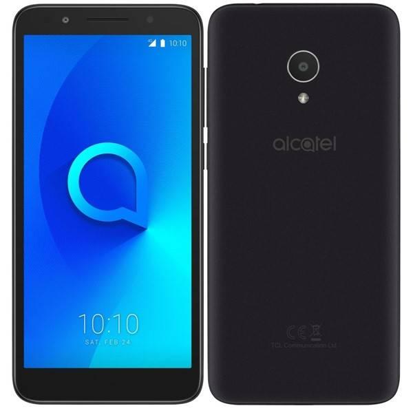 Mobilný telefón ALCATEL 1X 5059X Single SIM (5059X-2AALCZ1) čierny