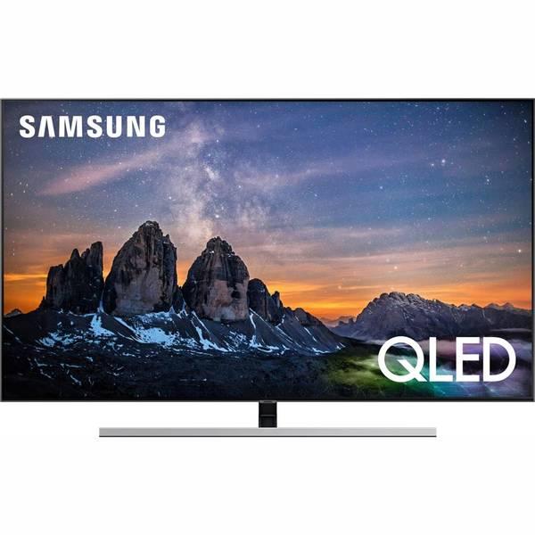 Televize Samsung QE65Q80R stříbrná