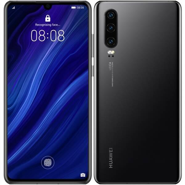 Mobilní telefon Huawei P30 - Black (SP-P30DSBOM)