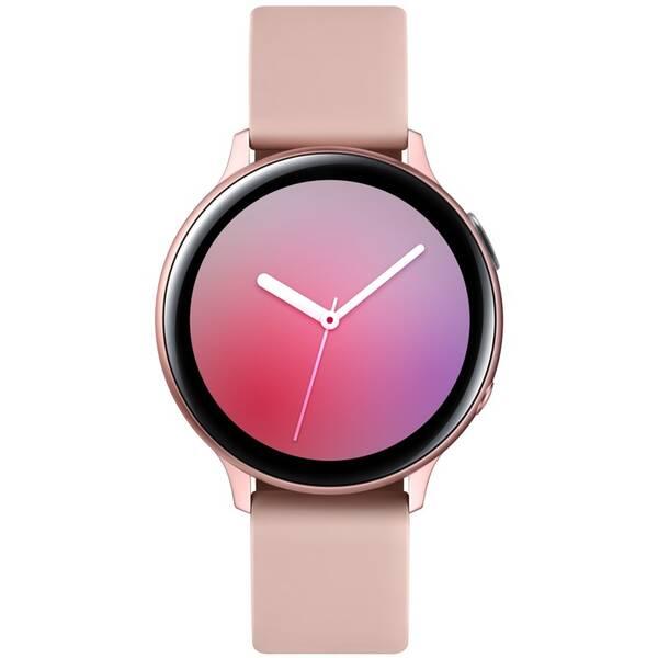 Chytré hodinky Samsung Galaxy Watch Active2 44mm (SM-R820NZDAXEZ) růžové