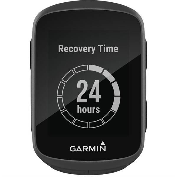 Cyklopočítač s GPS Garmin EDGE 130 (010-01913-01) černý