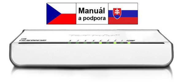 Switch Tenda S108 (S108)