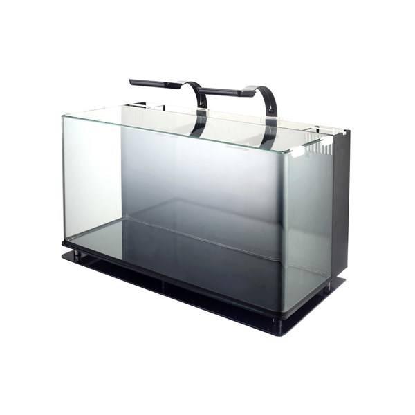 Akvárium Innovative Marine Nuvo Nano 16/14K - Akvarijní set vč. LED osvětlení 60l černé