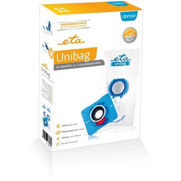 UNIBAG startovací set č.11 9900 68010 - 1 x adaptér + 2 x sáček 3 l