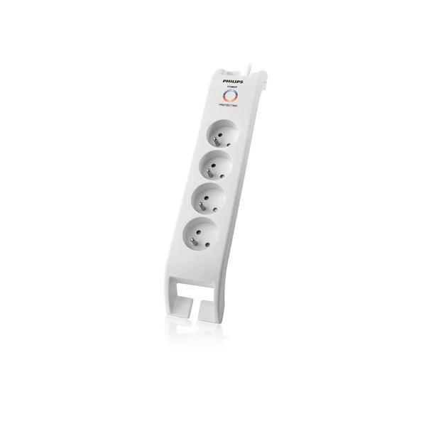 Prepäťová ochrana Philips SPN3040C/60, 2 m, 4 zásuvky
