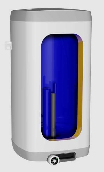 Ohřívač vody Dražice OKHE 160 SMART bílá barva