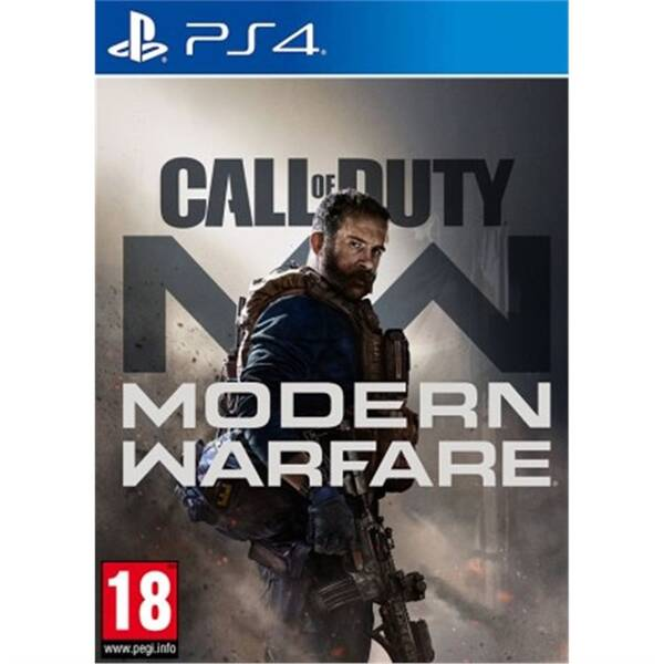 Hra Activision PlayStation 4 Call of Duty: Modern Warfare (CEP408560)