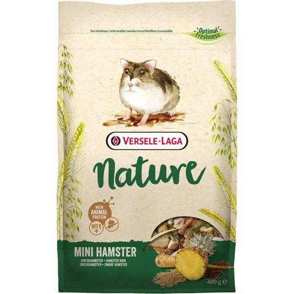 Krmivo Versele-Laga Nature Mini Hamster pre škrečkov 400 g