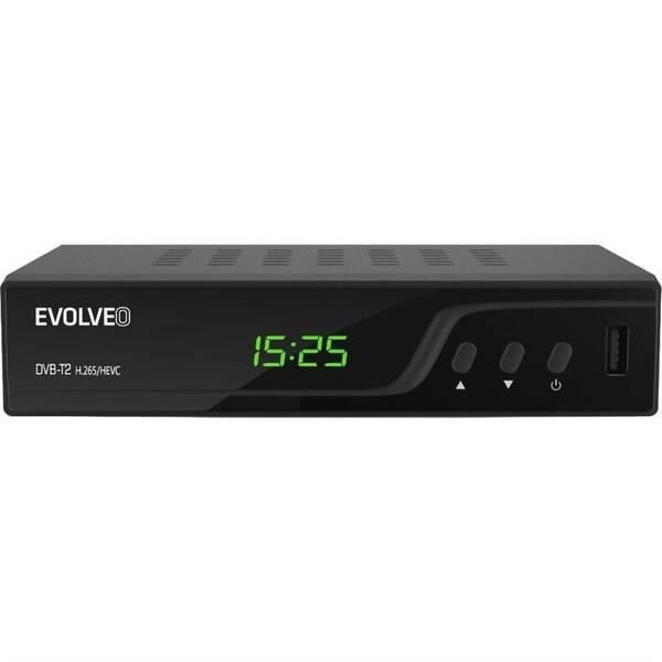 Set-top box Evolveo Omega T2 černý (vrácené zboží 8800246462)