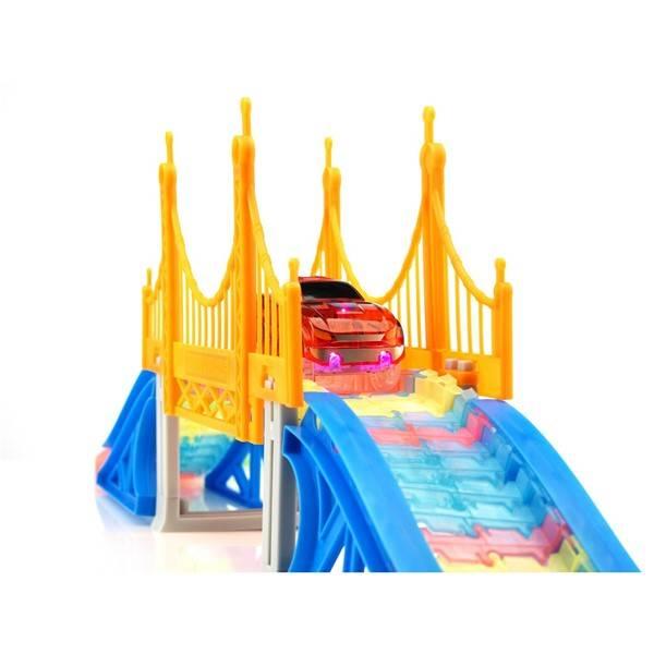 Magic Tracks Tower Bridge kit (poškozený obal 3000005725)