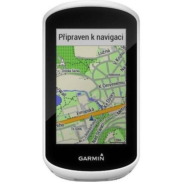 Cyklopočítač s GPS Garmin Edge Explore (010-02029-10) černá/bílá