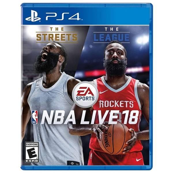 Hra EA PlayStation 4 NBA LIVE 18 (5035225116880)
