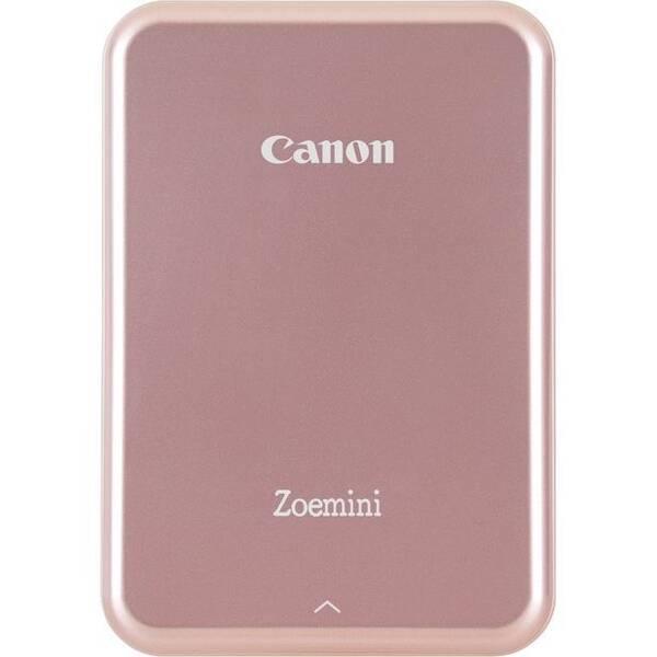 Fototiskárna Canon Zoemini bílá/růžová
