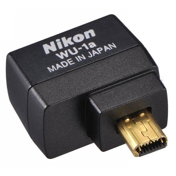 Adaptér Nikon WU-1a pro D3200
