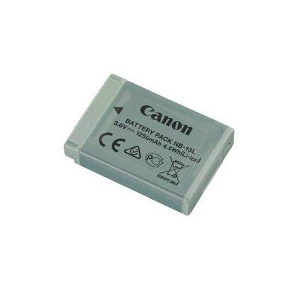 Akumulátor pro video/foto Canon NB-13L pro G7X (1250mAh) (9839B001)