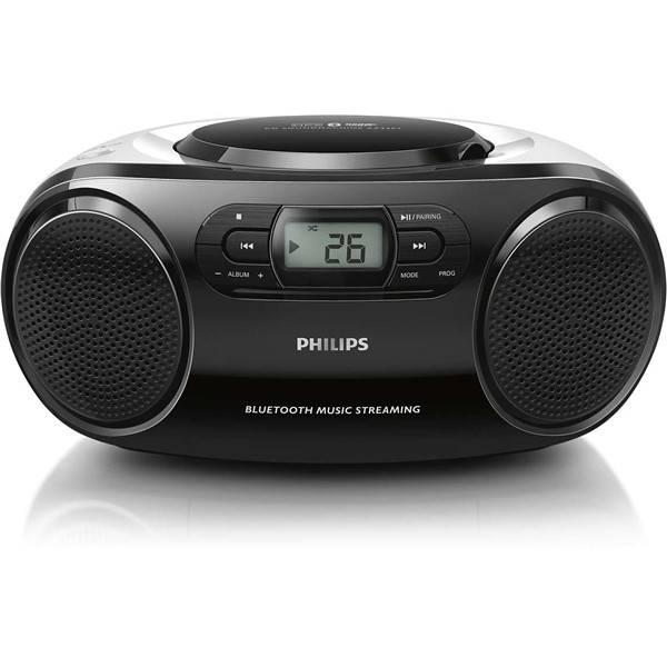 Radiopřijímač s CD Philips AZ330T černý