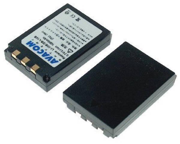 Baterie Avacom Olympus LI-10B/LI-12B/Sanyo DB-L10 Li-ion 3,7V 1090mAh (DIOL-LI10-934)
