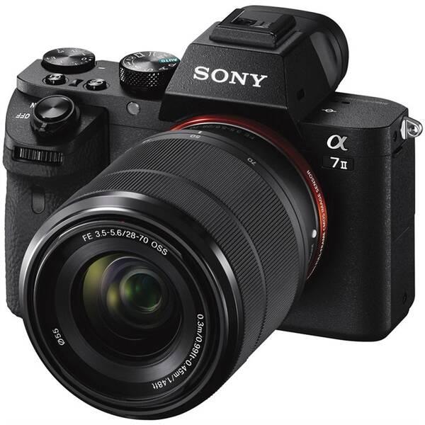 Digitální fotoaparát Sony Alpha 7 II + 28-70 OSS černý