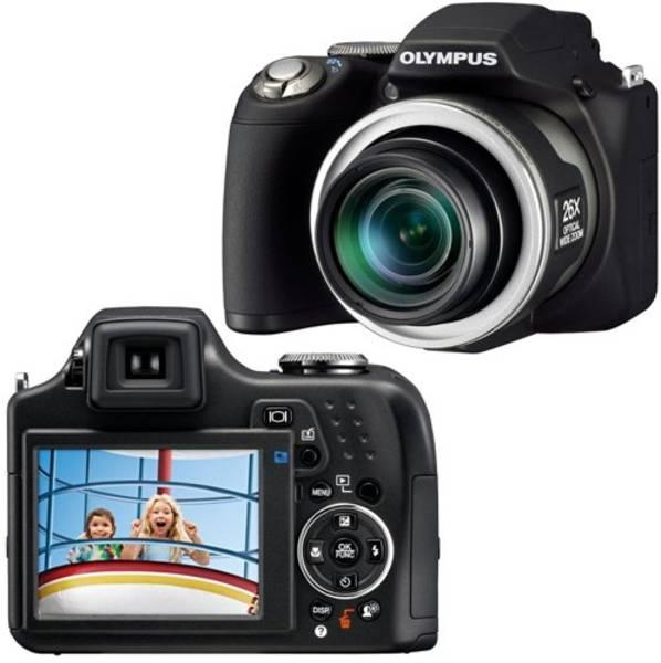 Digitálny fotoaparát Olympus SP-590UZ