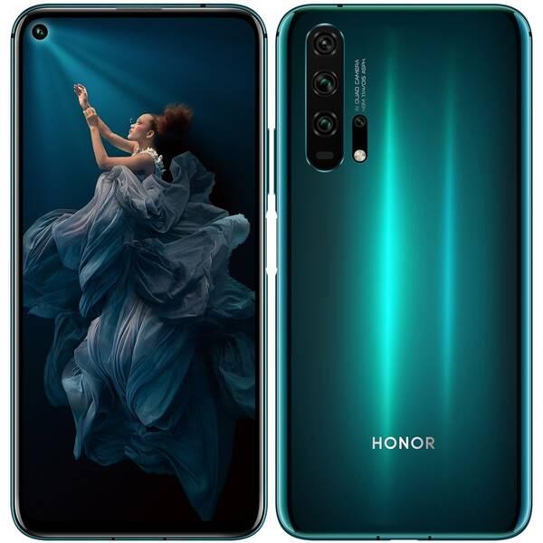 Mobilní telefon Honor 20 Pro - Phantom Blue (51093VFN)