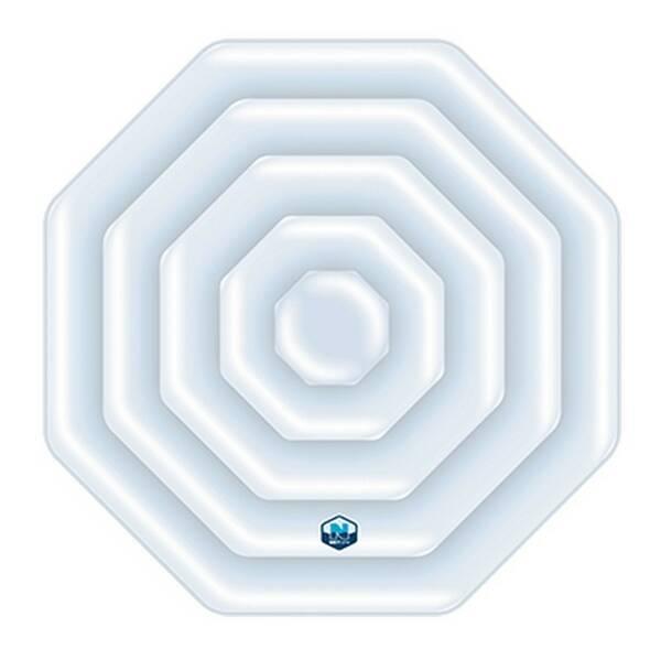 Nafukovací disk NETSPA polygonální (vrácené zboží 8800569165)