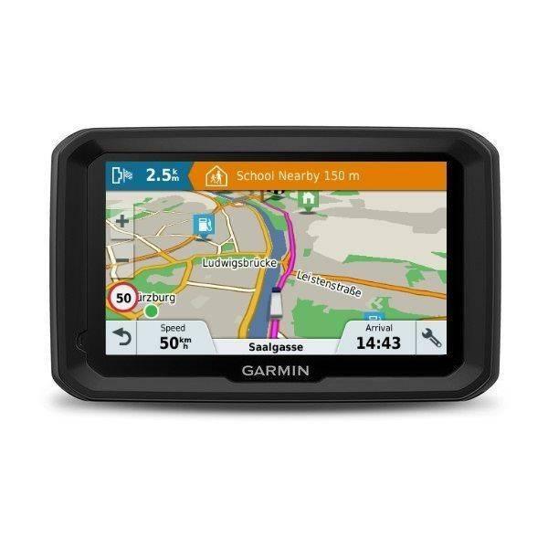 Navigační systém GPS Garmin dezl 580T-D Lifetime Europe45 černá (vrácené zboží 8800168100)