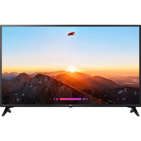 Televize LG 49UK6200 černá
