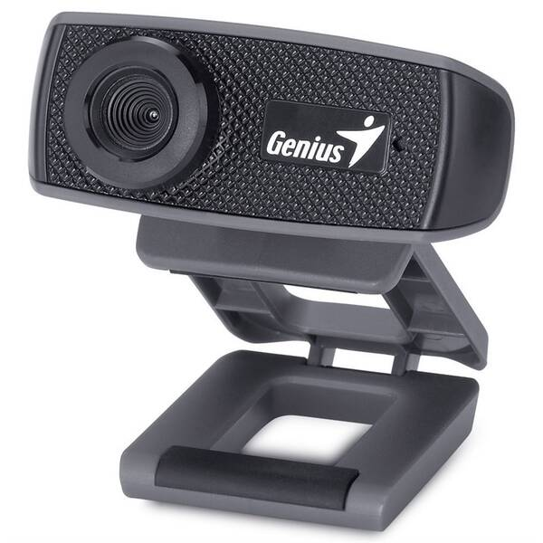 Webkamera Genius FaceCam 1000X V2 (32200003400) čierna