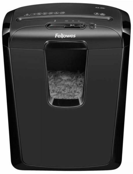 Skartovač Fellowes M-8C (4604101) černá