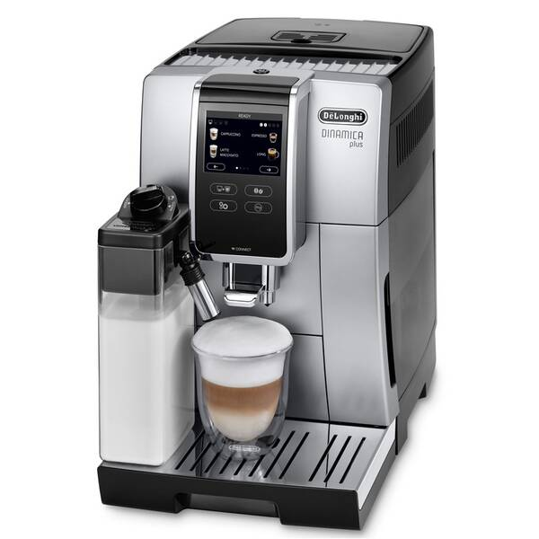 Espresso DeLonghi Dinamica ECAM370.85.SB černé/stříbrné