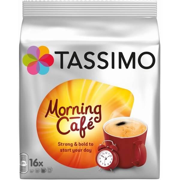 Kapsule pre espressa Tassimo Morning Café 124,8g