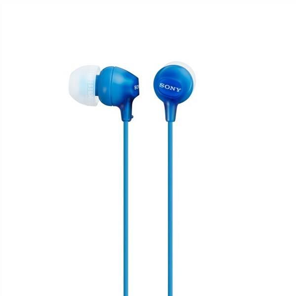Sluchátka Sony MDREX15LPLI.AE ( MDREX15LPLI.AE) modrá