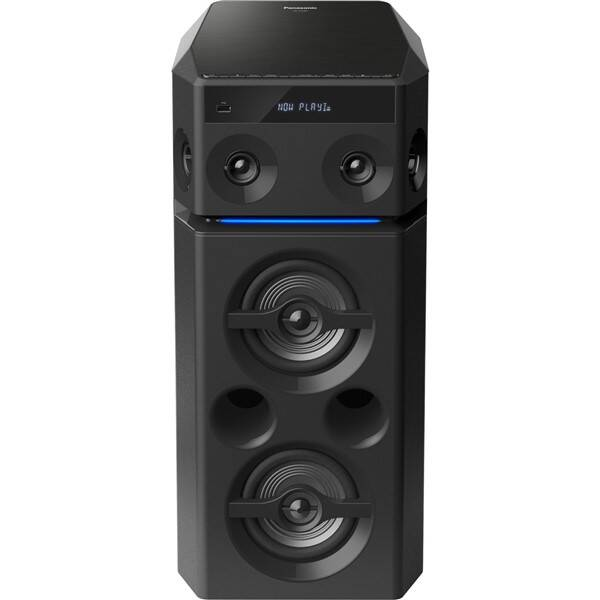 Party reproduktor Panasonic SC-UA30E-K černé
