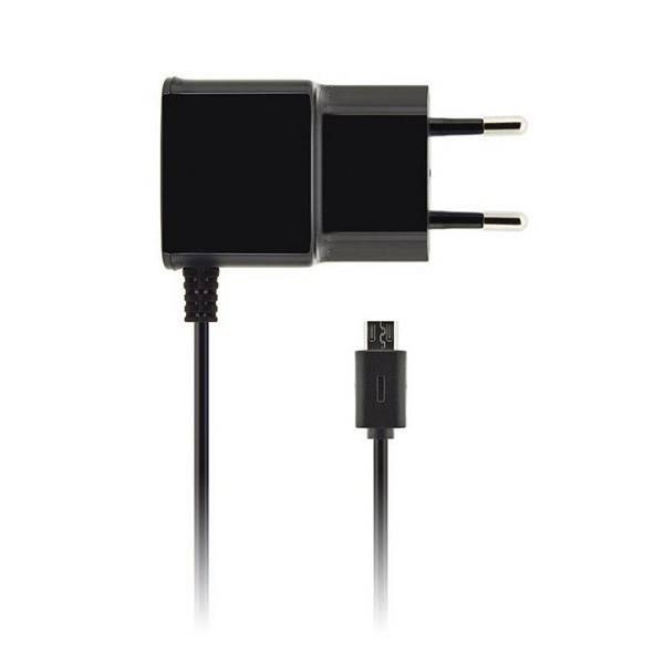 Nabíječka do sítě Blautel micro USB černá (vrácené zboží 8800072024)