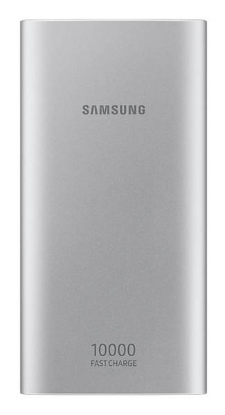 Powerbank Samsung EB-P1100C 10000 mAh, FastCharge, USB-C (EB-P1100CSEGWW) stříbrná