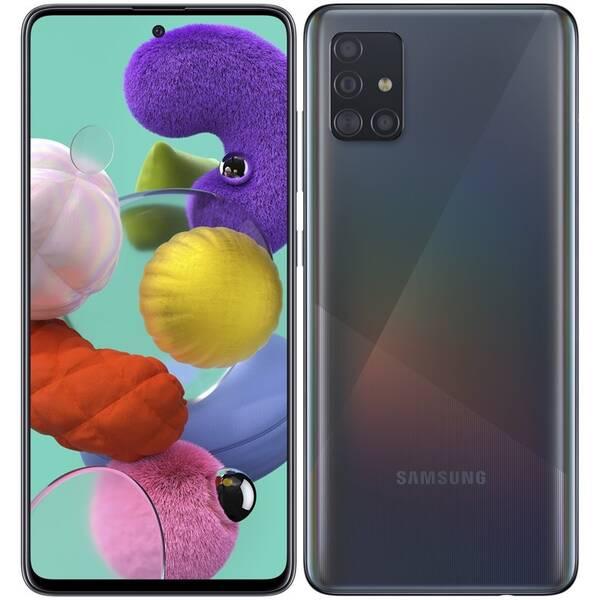 Mobilní telefon Samsung Galaxy A51 (SM-A515FZKVEUE) černý