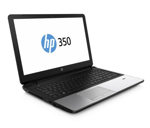 Notebook HP 350 G1 (F7Y79EA#BCM) stříbrný