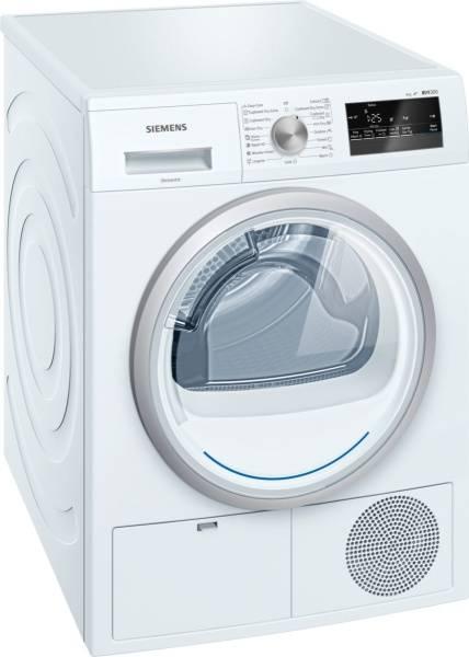 Sušička prádla Siemens WT45H200BY bílá