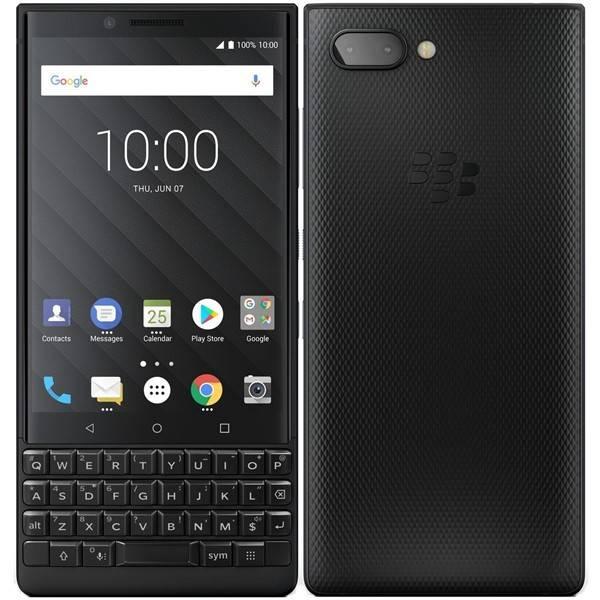 Mobilný telefón BlackBerry Key 2 (PRD-63824-041) čierny