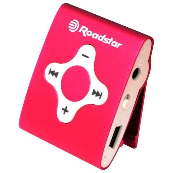 MP3 přehrávač Roadstar MP-425/4GB/PK (vrácené zboží 8800221831)
