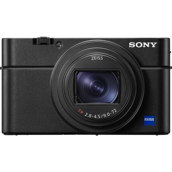 Digitálny fotoaparát Sony Cyber-shot DSC-RX100 VI (DSCRX100M6.CE3) čierny